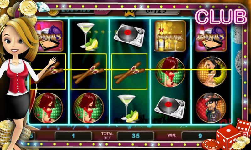 Slot Casino - Slot Machines- screenshot