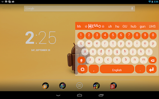 Screenshot of Auto-Text | Next Word