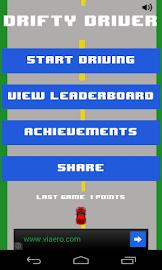Drifty Driver Screenshot 1
