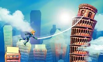 Screenshot of Spider Guy
