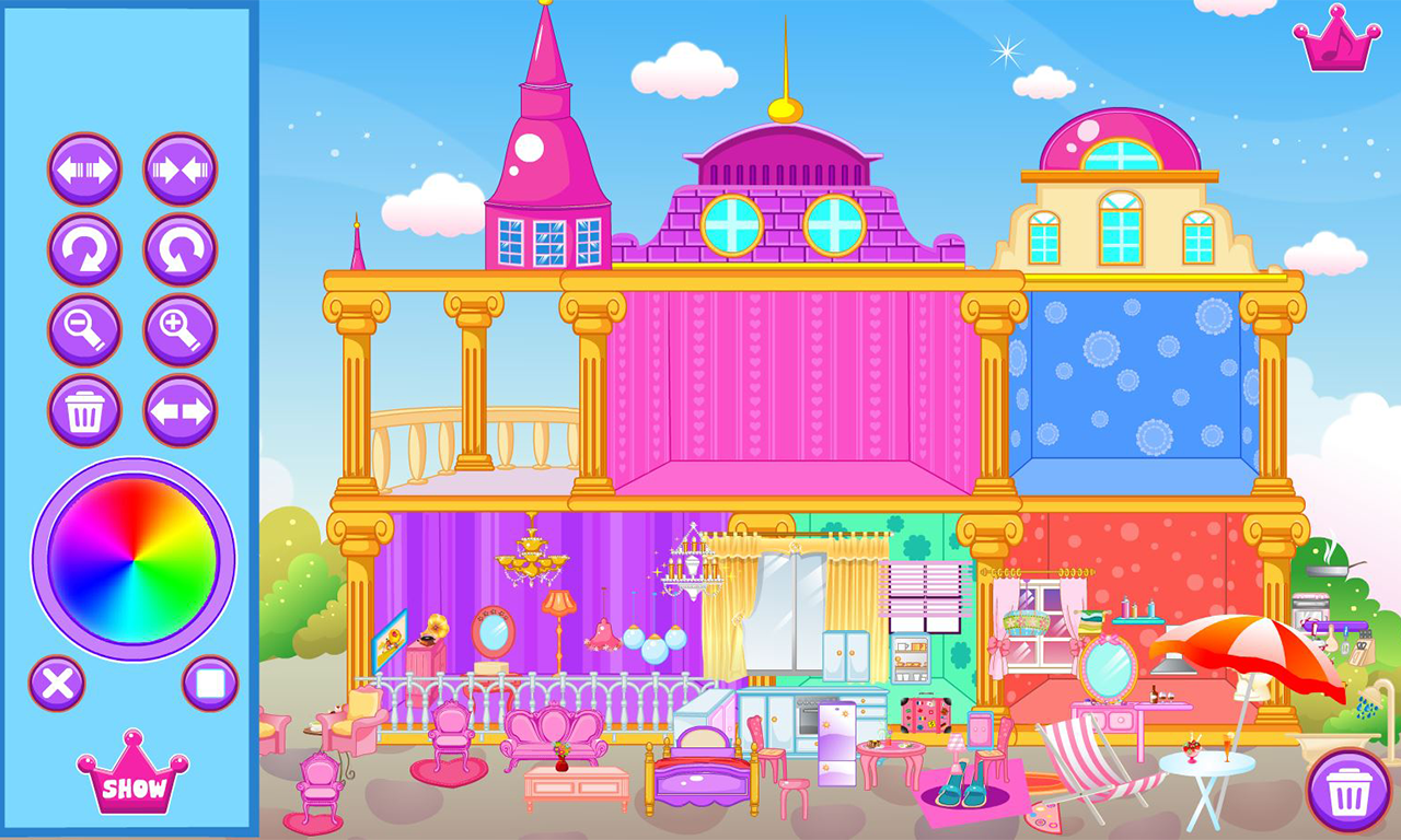 Princess doll house Android Apps on Google Play