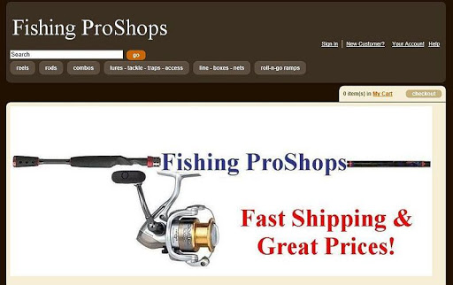 Fishing ProShops