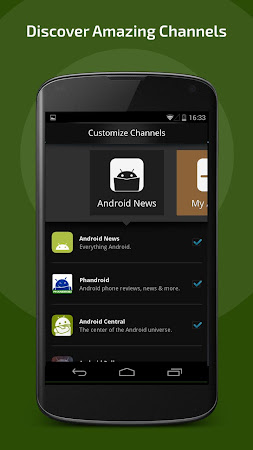 Tech News for Android Devices 1.1.2 screenshot 159844