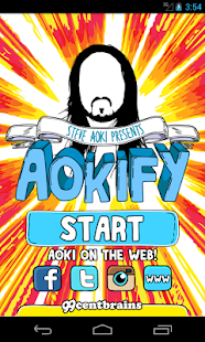 Steve Aoki's Aokify- screenshot thumbnail