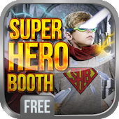 Super Hero Booth Free