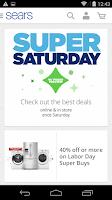 Screenshot of Sears
