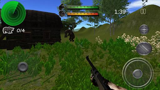 ジャングルサバイバルハント-3D