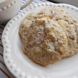 Danish Oatmeal Cookies.
