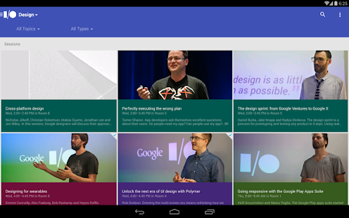 Google I/O 2016 Screenshot 12