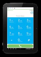Screenshot of Pronto Dialer