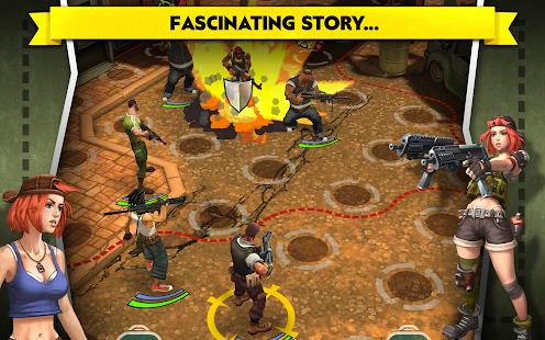 AntiSquad Tactics Premium screenshot
