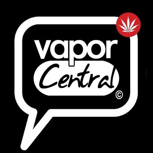 VaporCentral LOGO-APP點子
