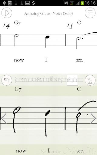 【免費音樂App】NotateMe-APP點子