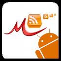 MFeeder logo