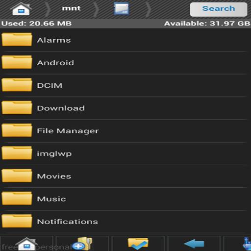 Free Jingga File Manager