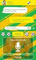 Screenshot of Football World Champion Theme