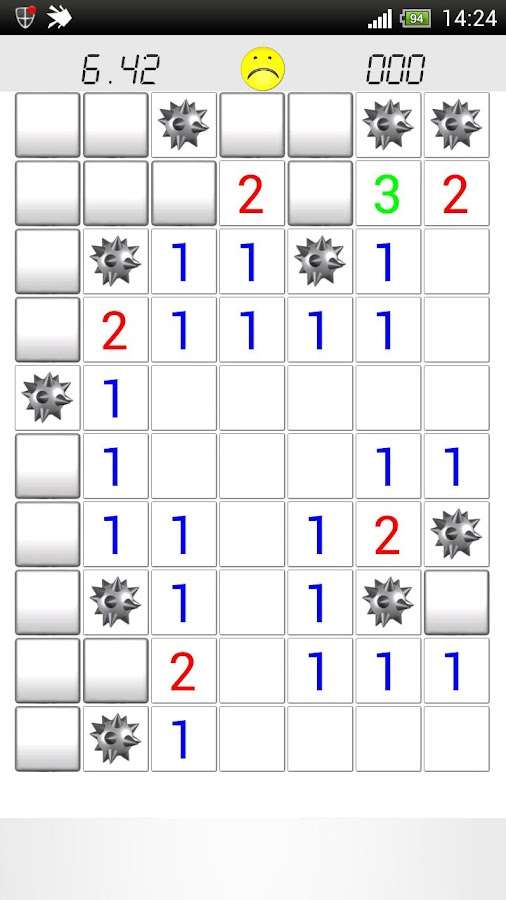 Minesweeper-Lite 5