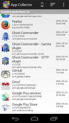 App Collector