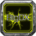Chromed Lightning Multi Yellow icon