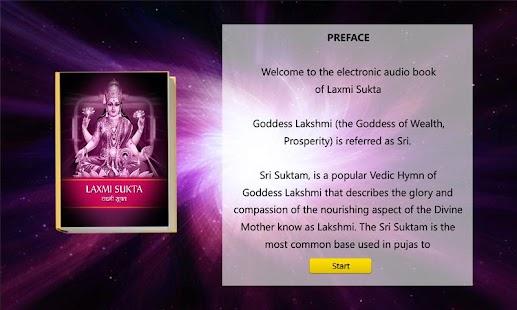 SanskritEABook-Lakshmi Sukta- screenshot thumbnail