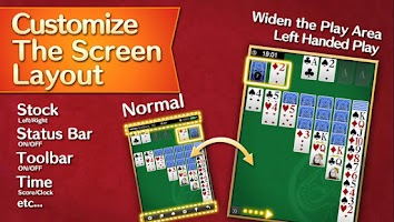 Screenshot of Solitaire Victory - Free Games