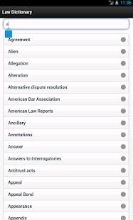 玩免費教育APP|下載Law & Legal Dictionary app不用錢|硬是要APP