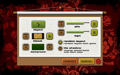 Mahjong Deluxe apk screenshot 7