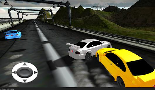 汽車漂移 3D