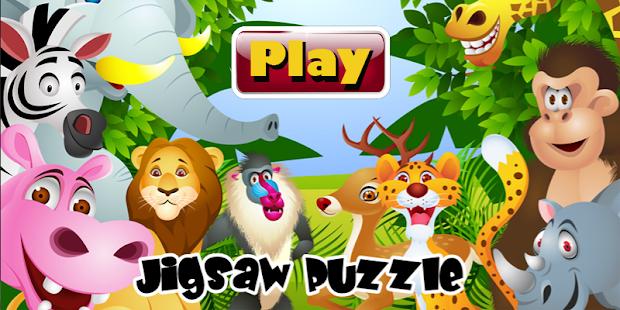 Free Alphabet Puzzle