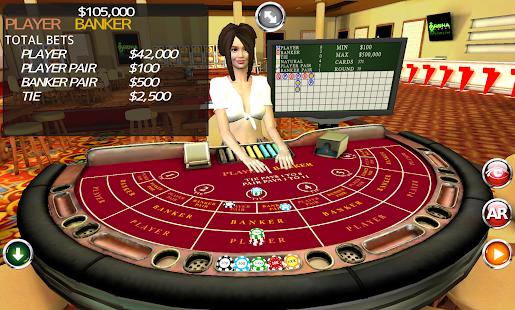 BaccARat 3D!- screenshot thumbnail