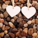 Beach Pebbles Ripple LWP icon