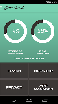 Clean Droid Deep Cache Cleaner