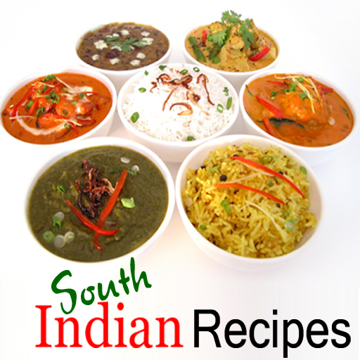 South Indian Food Recipes Icon