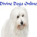 Divine Dogs Online Magazine icon