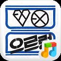 EXO - Growl for dodol pop icon
