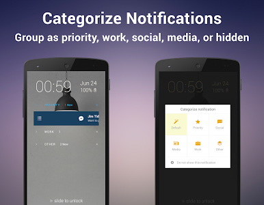 Echo Notification Lockscreen v0.9.66