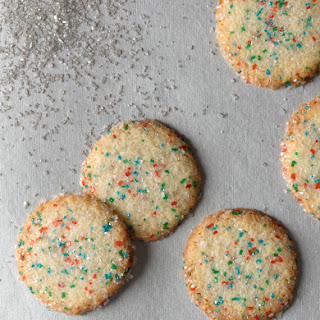 Buttery Sugar Cookies.