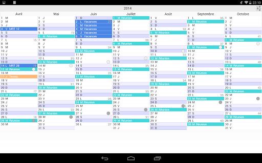 The Calendar Pro 2.9 screenshots 7