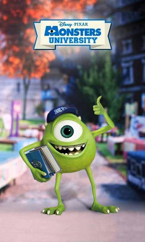 Monsters University Mike LWP - screenshot