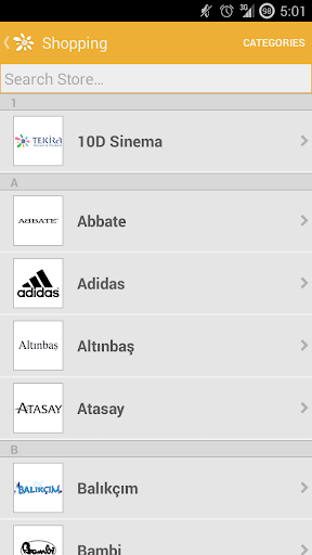 【免費購物App】Tekira Alışveriş Merkezi-APP點子