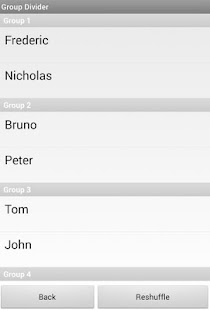 Group Divider - screenshot thumbnail