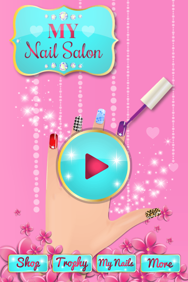 Nail Salon Makeover- screenshot