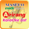 ARIRANG LIST icon