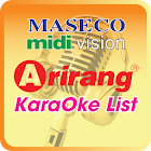 ARIRANG LIST icon