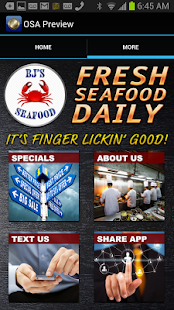 BJs Seafood- screenshot thumbnail
