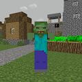 ZombieTown Minecraft Wallpaper download