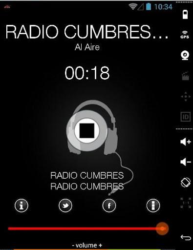 【免費音樂App】RADIO CUMBRES 106.9 FM ♫♫♫-APP點子