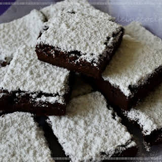 Low Fat Brownies.