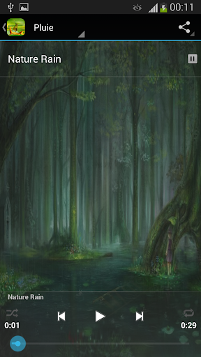【免費音樂App】Sonneries Nature Pure-APP點子