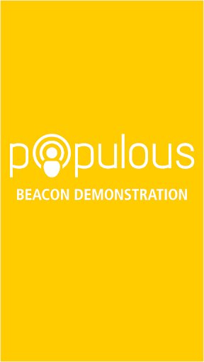 Populous Beacon Demo